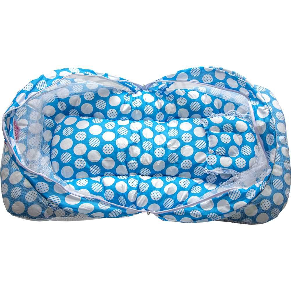 Skinco Baby Carrier Net Bed - Medium - Mixed Colour