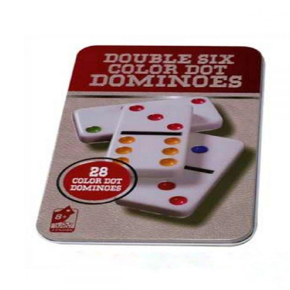 B21 Colour Dot Dominoes HMC1012