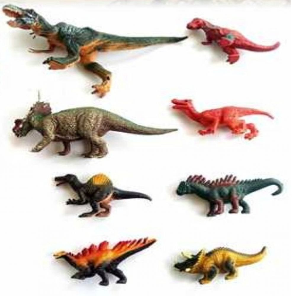 B21 8 Piece Dino World Set HMC 3017