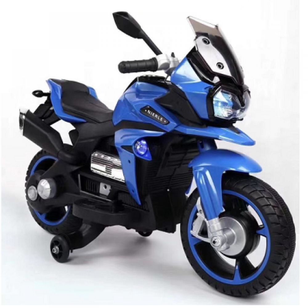 baby rechargeable bike - mixed colour