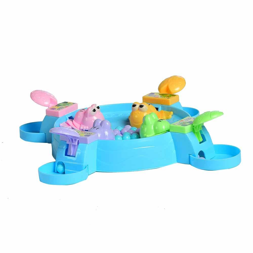 toy happy frog collecting item