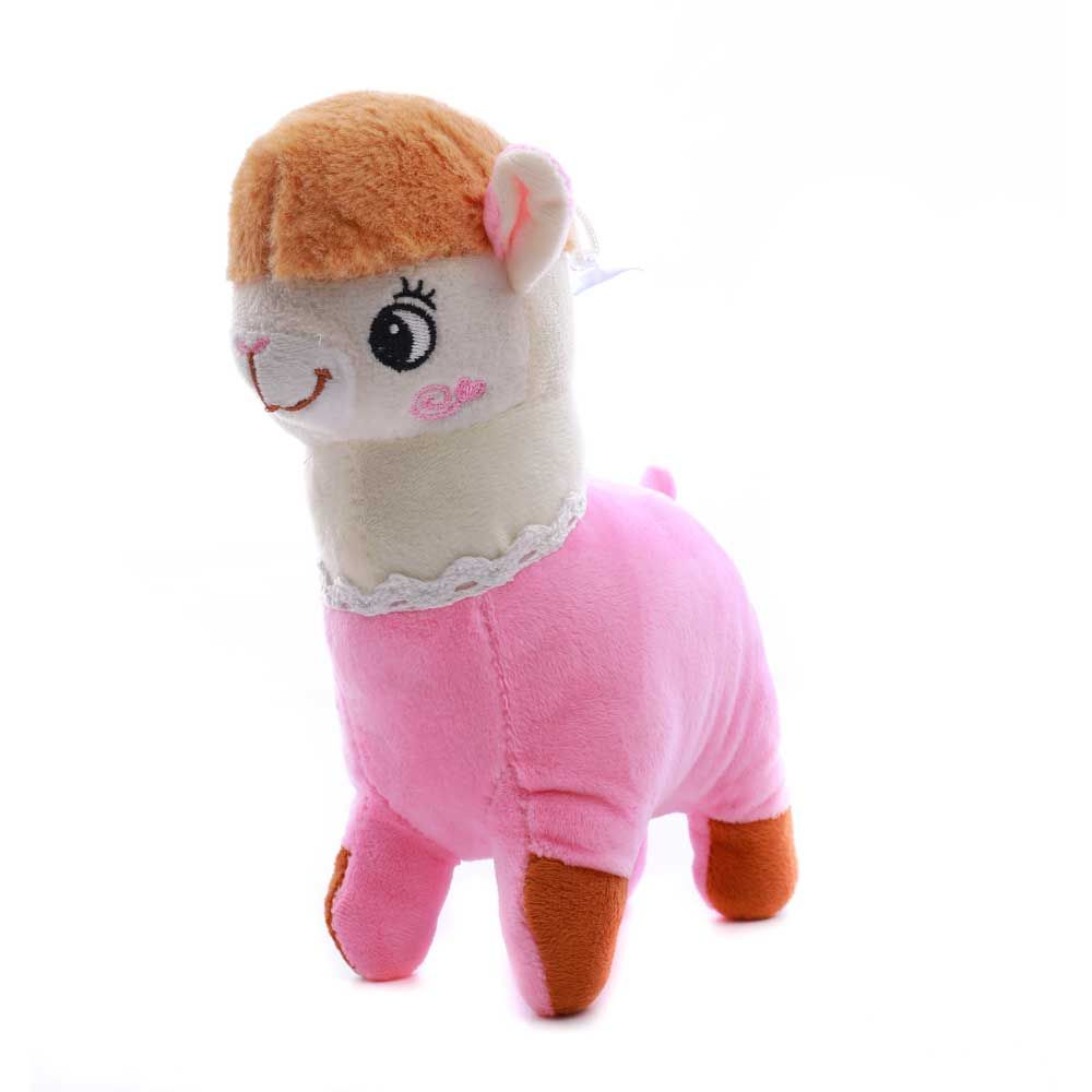 Toy Baby Soft Doll Mix Colour Sheep 7Inch-247-7.