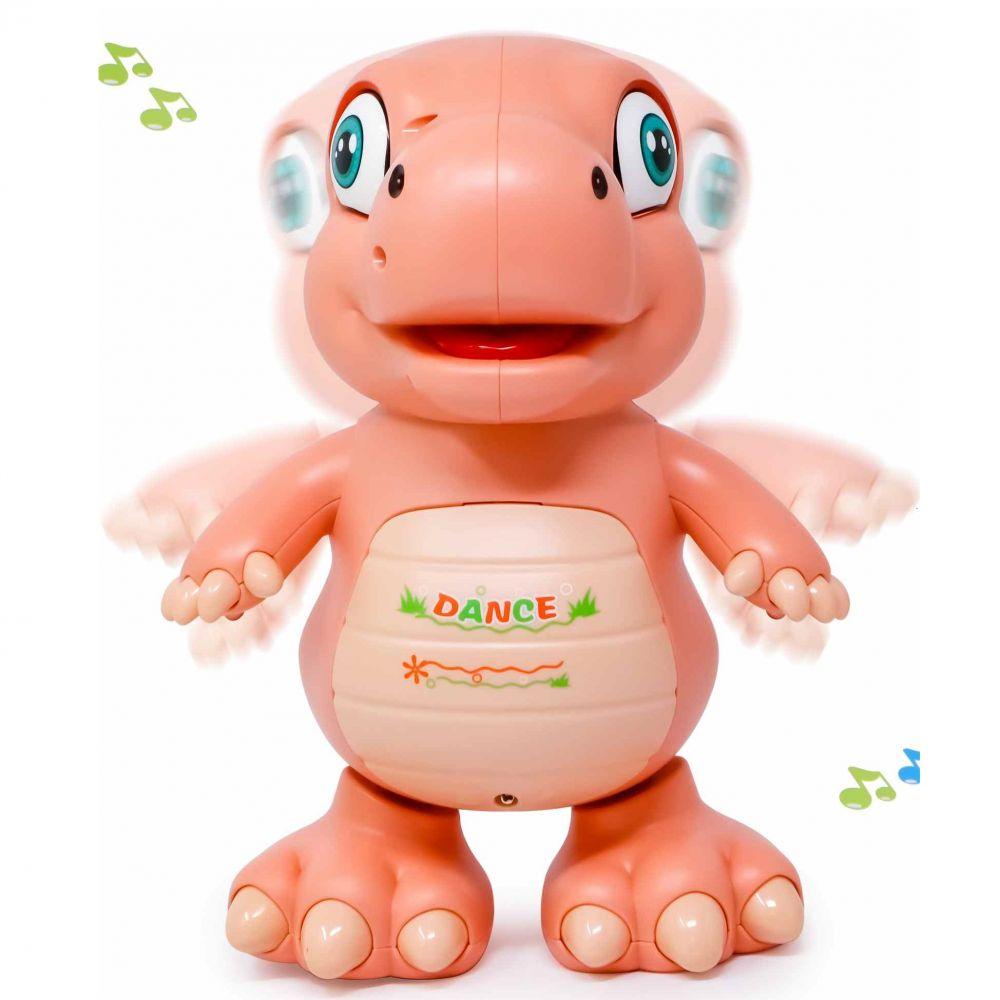 Toy Dancing Musical Dinosaur NXYJ3019