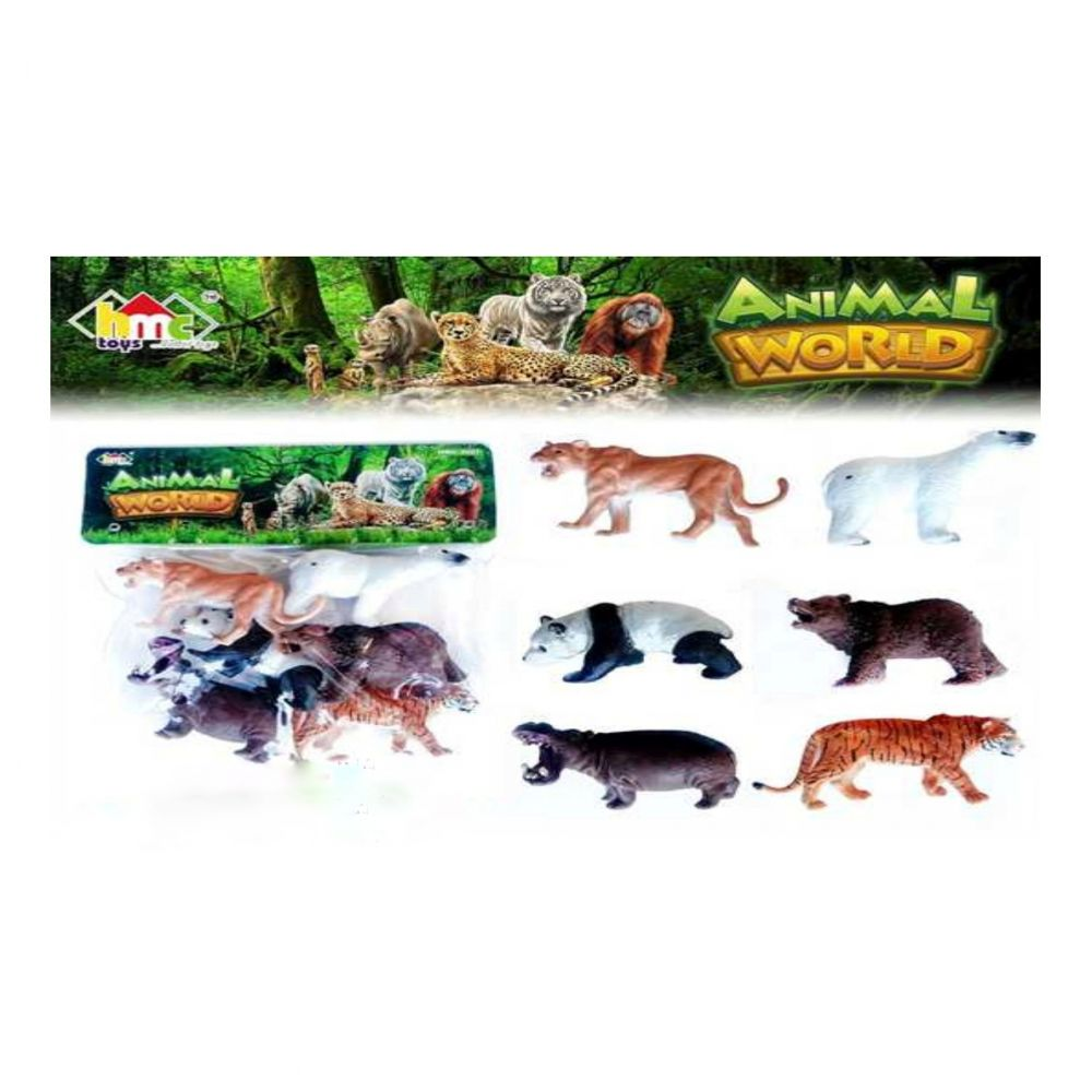 B21 Animal World Set HMC3007