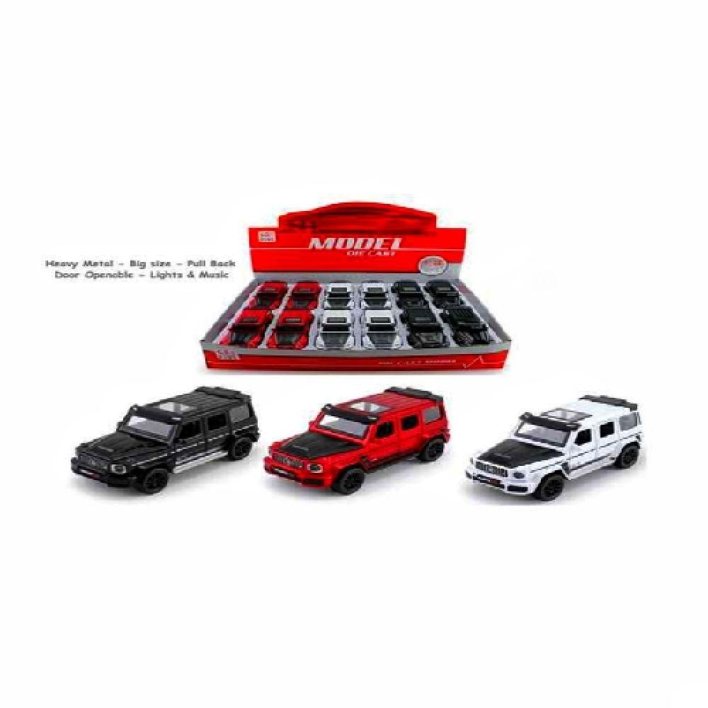 B21 Metal Brabus 700-Mercedes-AMG G63 VB32521