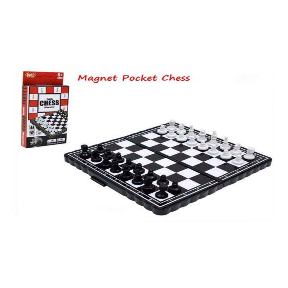 magnetic pocket chess
