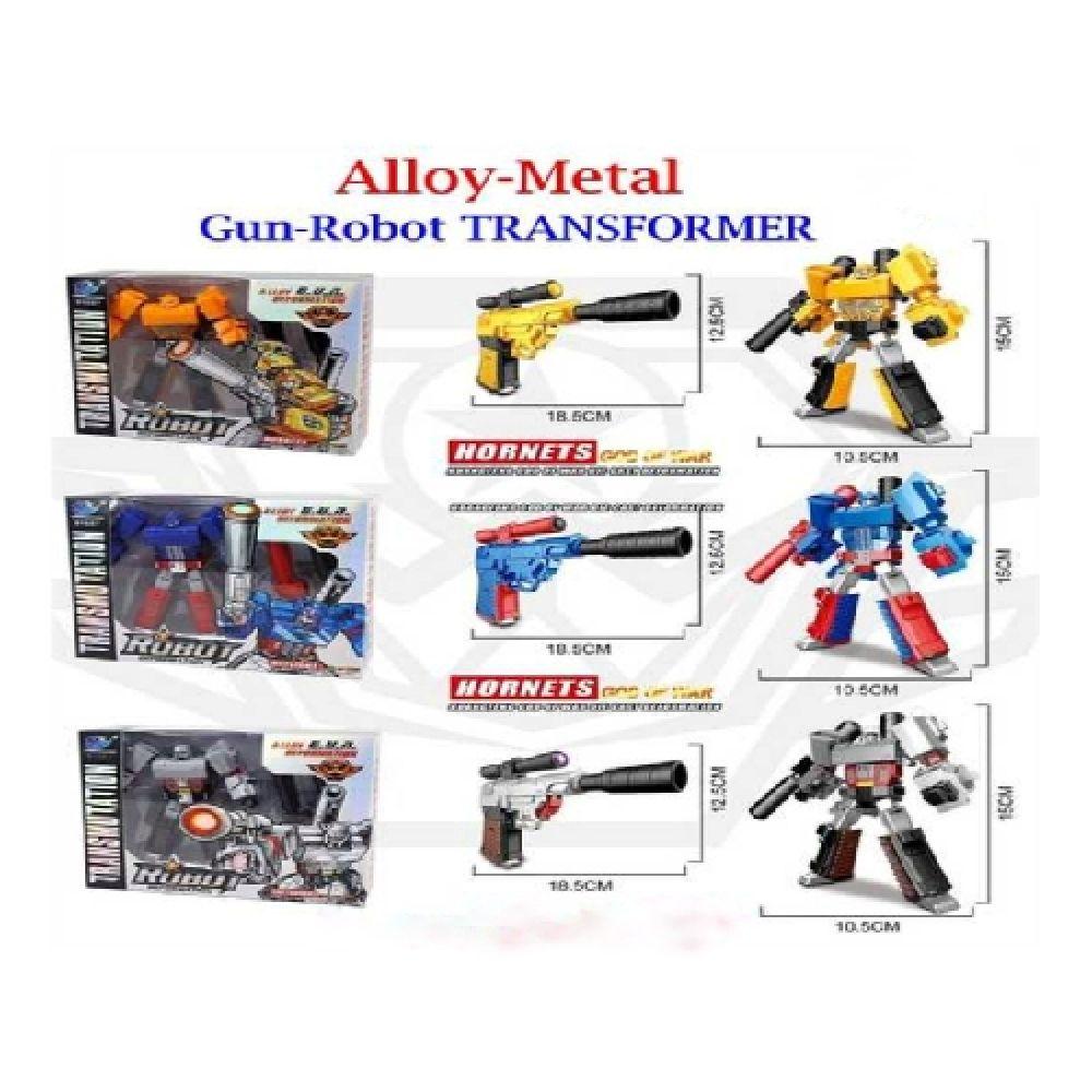B21 Metal Transformer Gun Shape 91607