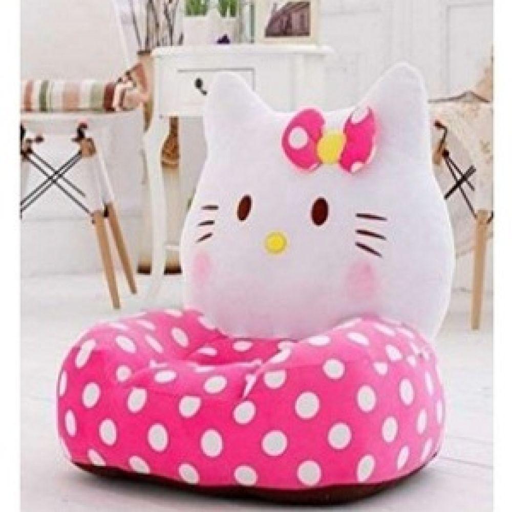 soft doll kitty chair 50cm