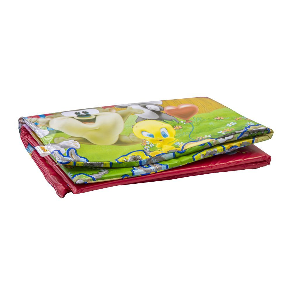 Skinco Baby Bed With Pillow Printed-Mixed Colour