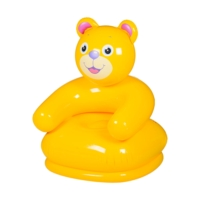 Intex Happy Animal Seat-Yellow Cat Plain 68556