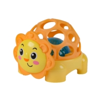 MINI ANIMAL RATTLE CAR