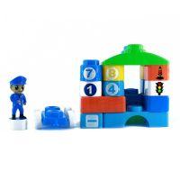 Toy Police Building Blocks 28pcs- 0512.
