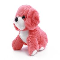 Toy Baby Soft Doll Dog Small-401-7.