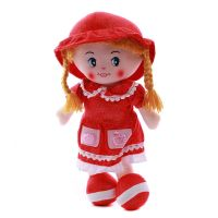 Toy Baby Soft Doll Girl-M-  Colour may varies