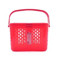 A2 SAS Baby Basket Square  Red