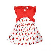 Happy Kid Twinkle Sleeveless Top - L(6-12 Months) - 5 Colour Set