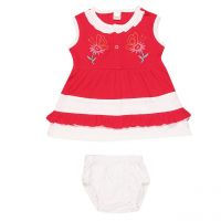 Happy Kid Neony Frock - S (0-3 Months) - 5 Colour Set