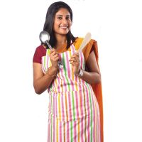 Happy Family Kitchen Gown