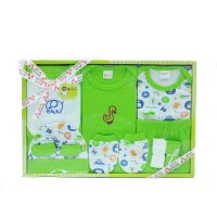 Baby Gift Pack  10pc Set Mix  Colour