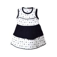 Happy Kid Zelora Sleeveless Top - L(6-12 Months) - 5 Colour Set