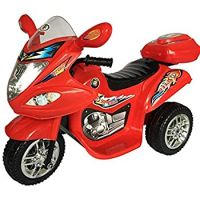 Baby Rechargeable Bike HLX 1188N - Mixed Colour