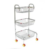 A3 Vj Fruit Trolly Royal 3Step