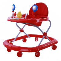 Baby Musical Walker 5212F - Red