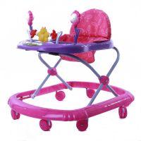 Baby Musical Walker 5212F - Pink