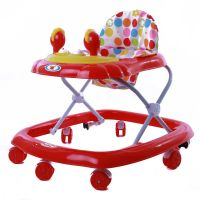 Baby Musical Walker 5611 - Red