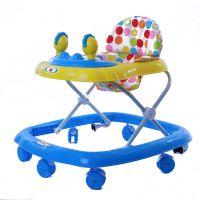 Baby Musical Walker 5611 - Yellow Blue