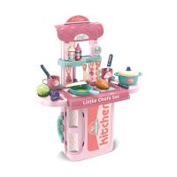 2 in 1 portable cooking set/ Kitchen Set 008-971A