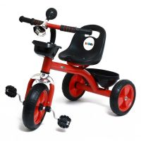 Loonu Baby Tricycle MD-101- Red