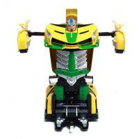 Kids 2 in 1 Transformer Remote Control Car Toy Robots car Toy