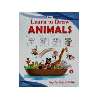 Learn To Draw Animals -1, 119-1