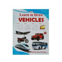 Learn To Draw Vehicles-5, 119-5