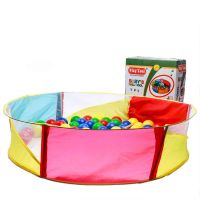Baby Toy Ball Pool With Colorful 50 Balls