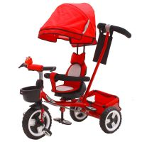 Allwyn Baby Tricycle Rover - Red/Blue/Special Green