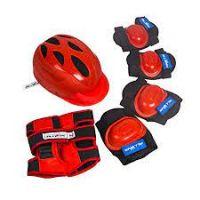 Allwyn Bicycle Helmet kit - Pink/Red/Blue/Black