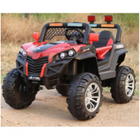 Baby Rechargeable Jeep JM1199PP RED