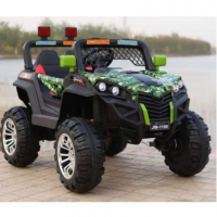 Baby Rechargeable Jeep JM1199PP GREEN