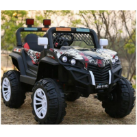 Baby Rechargeable Jeep JM1199PP WHITE