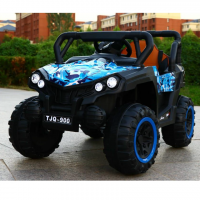 Baby Rechargeable Jeep TJQ900PP - Blue