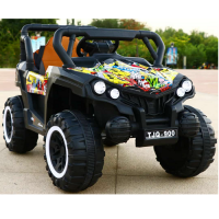 Baby Rechargeable Jeep TJQ900PP - ORANGE