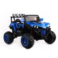 Baby Rechargeable Jeep HS588 CAR BLUE