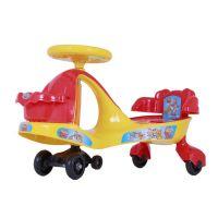 Baby Twister Magic Car 502D-Yellow