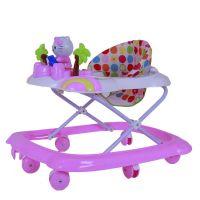 Baby Musical Walker 610-Pink
