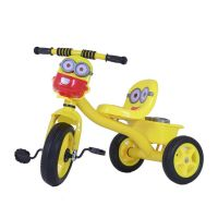 Baby Tricycle 9011-yellow