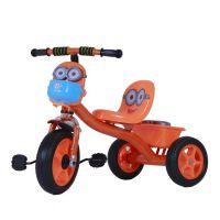 Baby Tricycle 9011-Orange