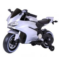 Baby Rechargeable Bike FT 8728P -Silver