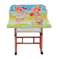 Nursery Kids Study Table- Pink 4